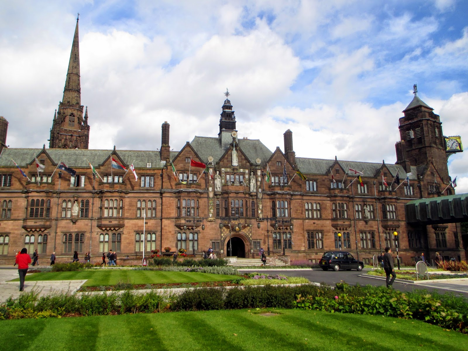 Coventry Warwickshire First Networking At The Guild Hall