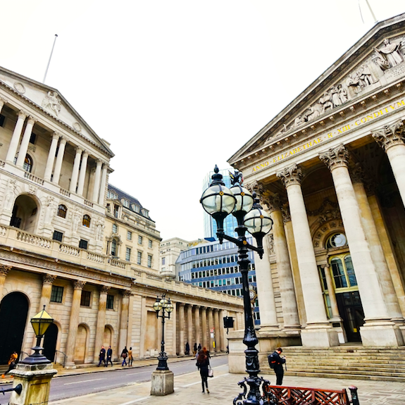 Quarterly Breakfast: Economic update from Agent of the Bank of England
