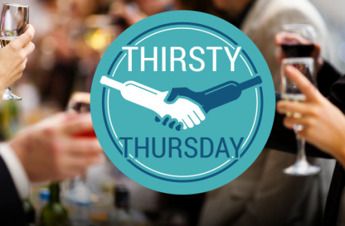Thirsty Thursday networking