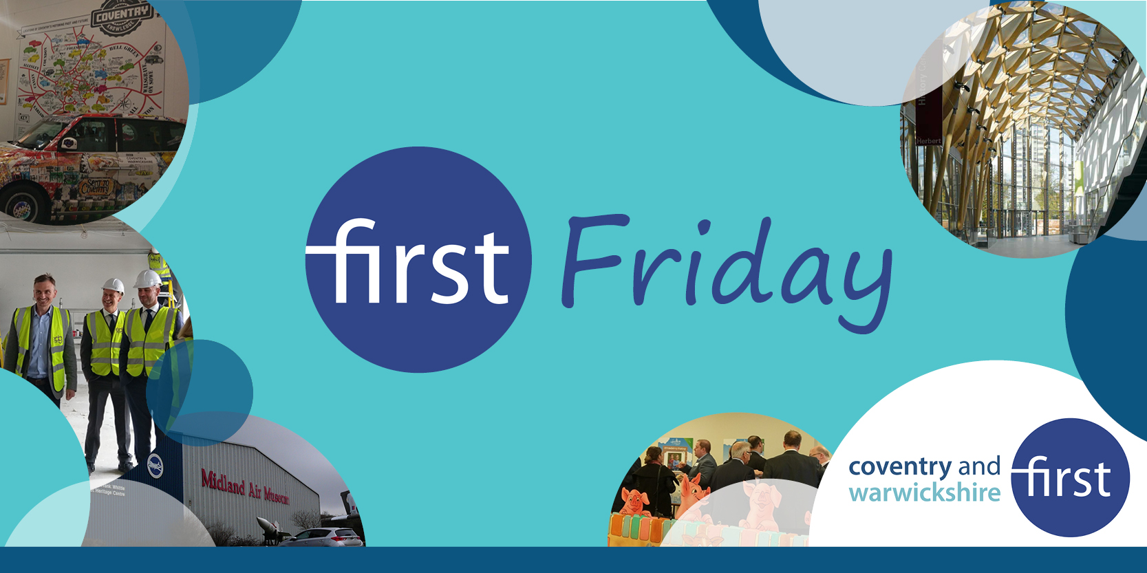 First Friday networking lunch: date to be rescheduled